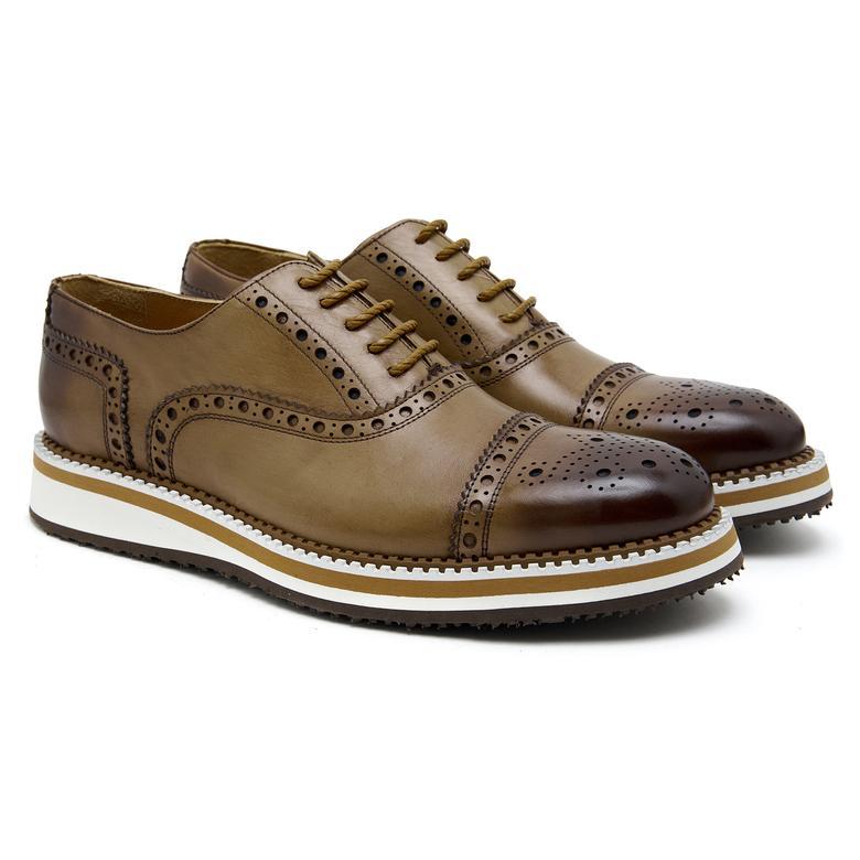Breezer Erkek Deri Günlük Ayakkabı 2010046978003