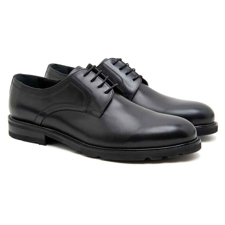 Pulman Erkek Deri Günlük Ayakkabı 2010046800004