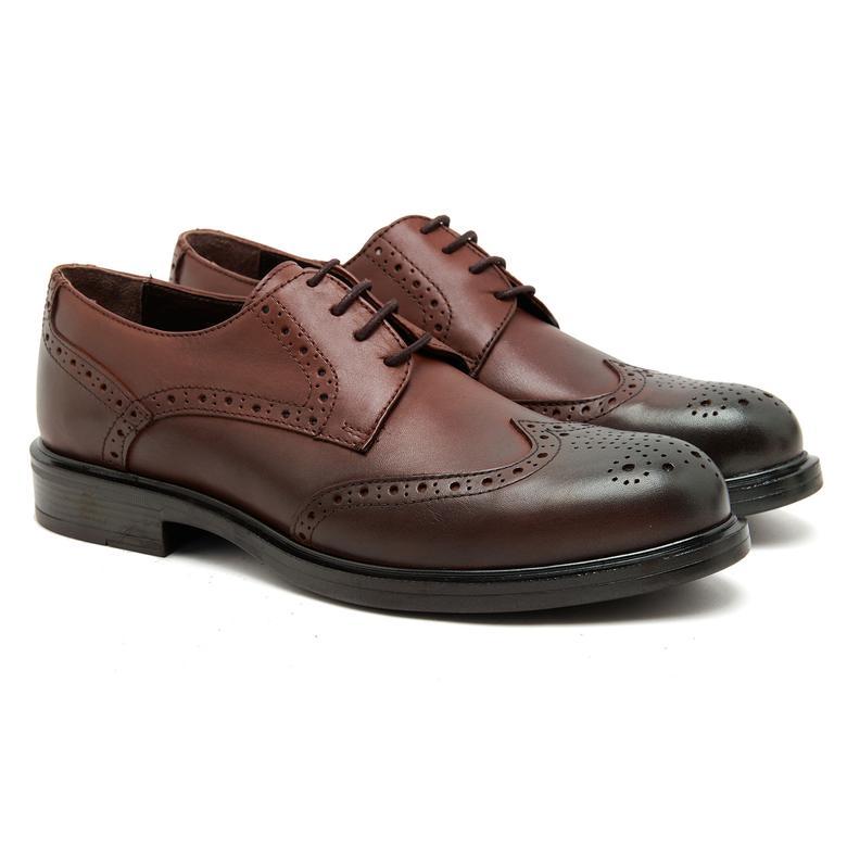 Maurio Erkek Deri Günlük Ayakkabı 2010046912014