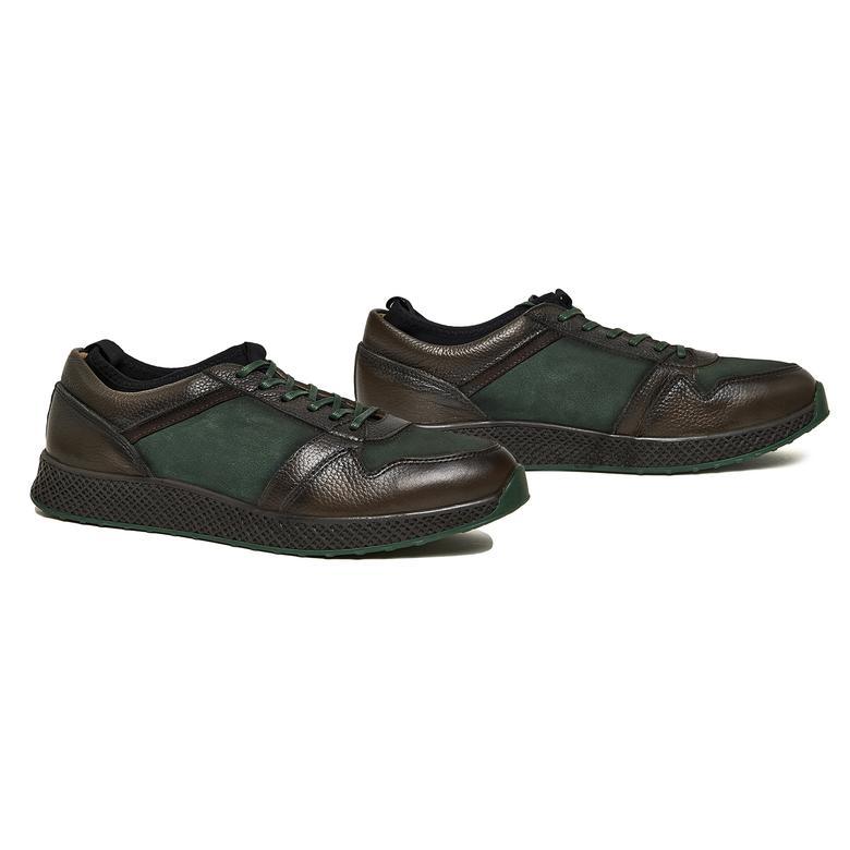 Sonia Erkek Deri Spor Ayakkabı 2010045452007