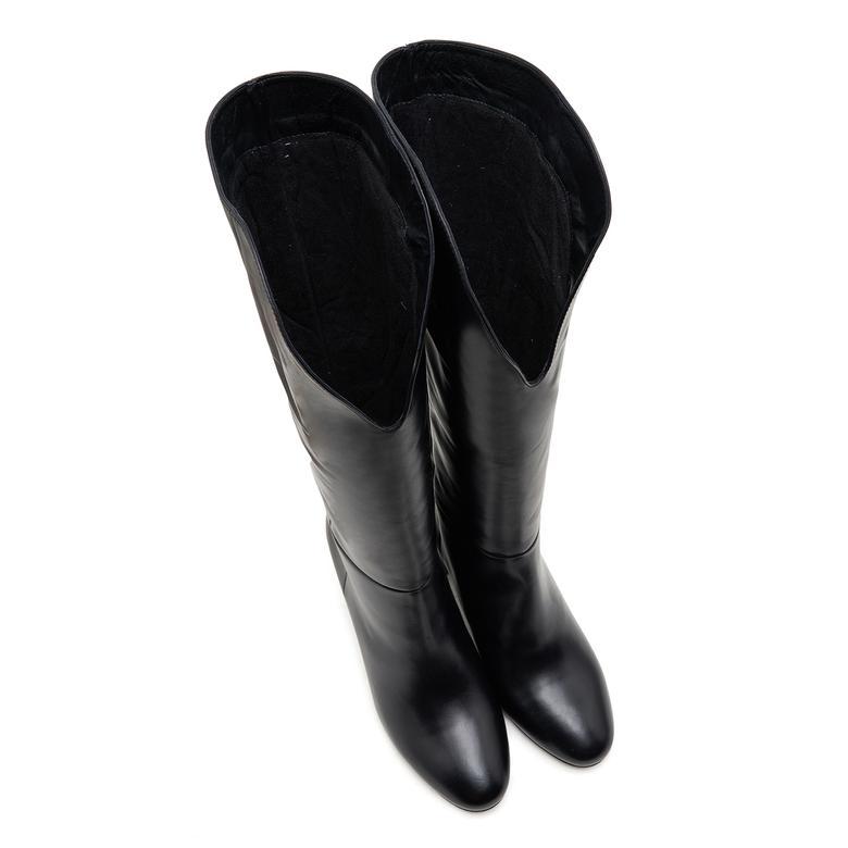 Chrom Kadın Deri Çizme 2010046841001