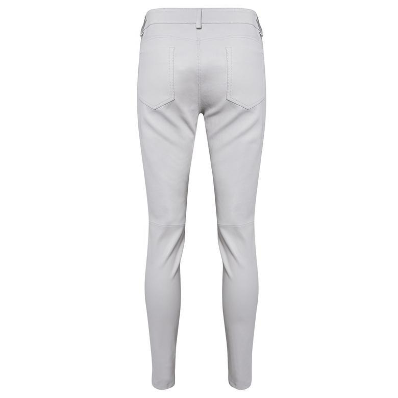 Roisin Kadın Deri Stretch Pantolon 1010028580028