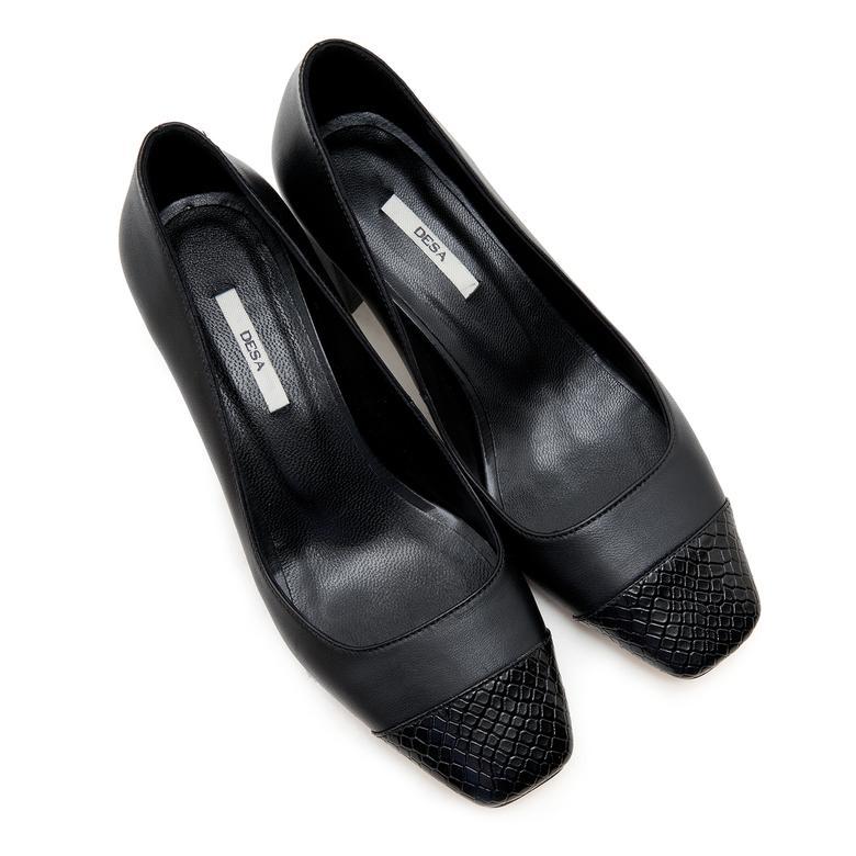 Bonni Kadın Deri Klasik Ayakkabı 2010046680001
