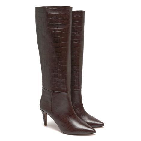 Brand Kadın Deri Çizme 2010046839007