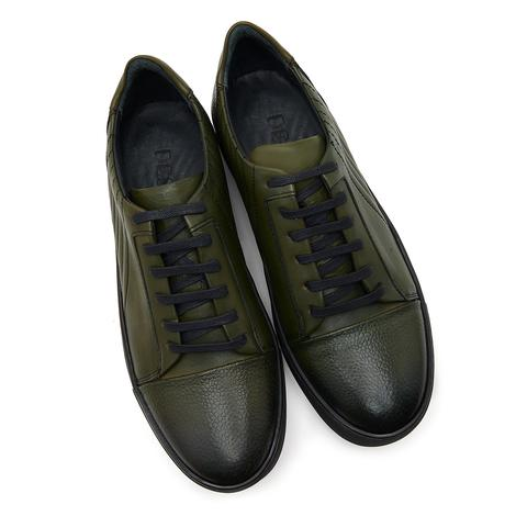 Wilder Erkek Deri Sneaker 2010046819008