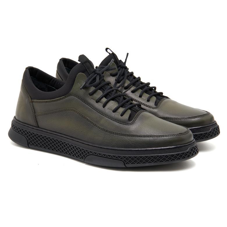 Donati Erkek Deri Günlük Ayakkabı 2010046651007