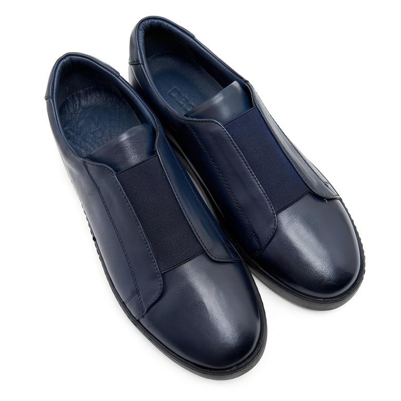 Devon Erkek Deri Günlük Ayakkabı 2010046782007