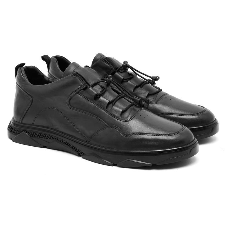 Edek Erkek Deri Spor Ayakkabı 2010046865005