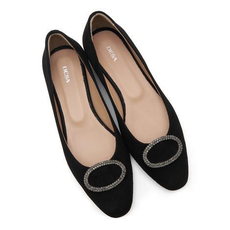 Siyah Telma Kadın Klasik Ayakkabı 2010045336004