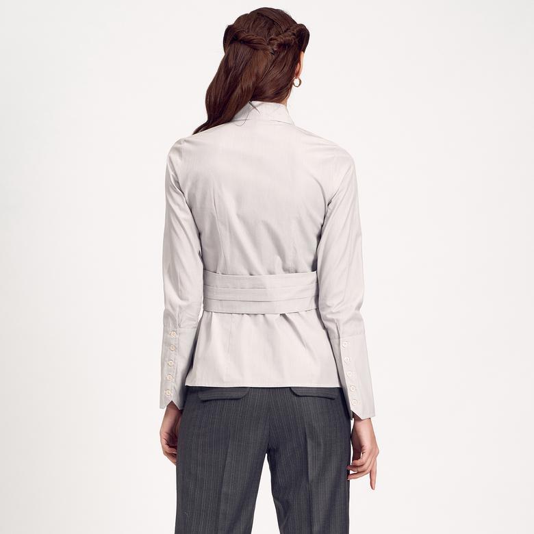 Klasik Kadın Gömlek 1010004892005