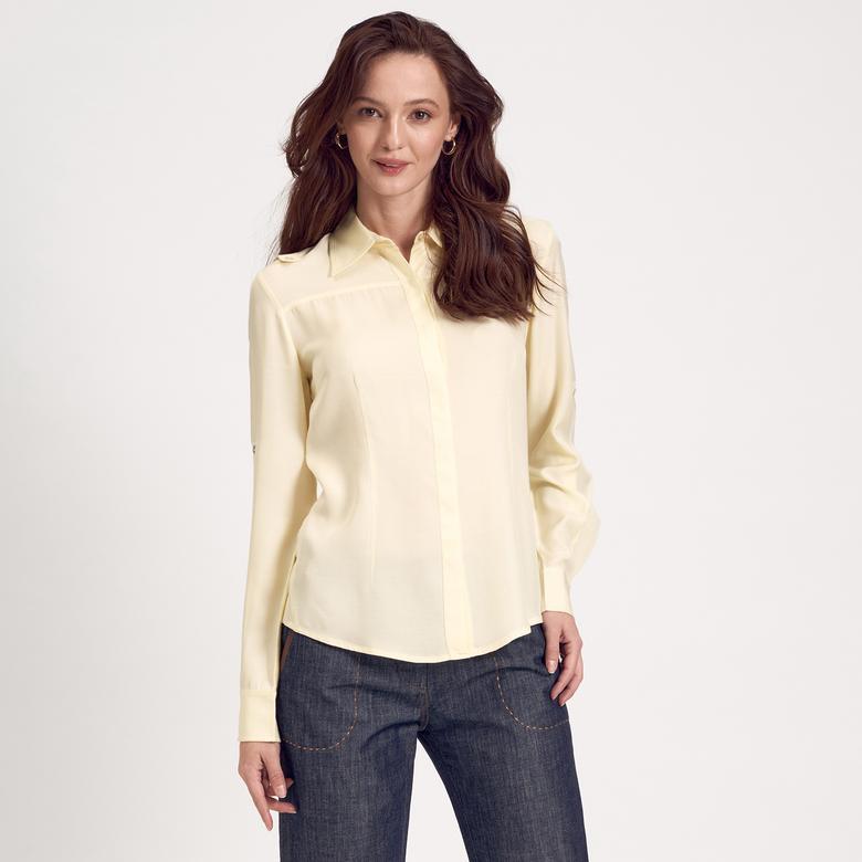 Kadın Gömlek 1010016281003