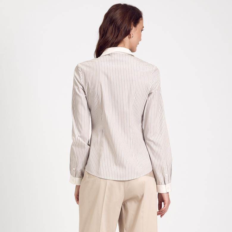 Koton Kadın Gömlek 1010014716001