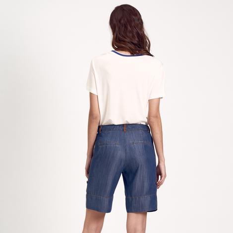 Beyaz Giona Kadın T-Shirt 1010029017013