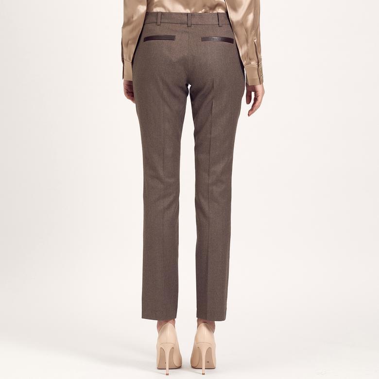 Dar Paça Kadın Pantolon 2010000995002