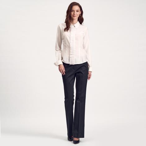 Kadın Klasik Gömlek 2010000993004