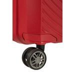 Samsonite HI-FI- 4 Tekerlekli Körüklü Orta Boy Valiz 68 cm 2010046470004