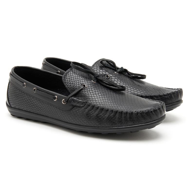 Cefalu Erkek Deri Günlük Ayakkabı 2010047148001