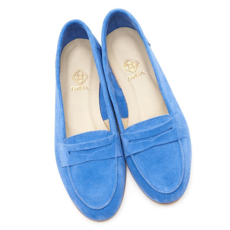 Havana Kadın Süet Günlük Ayakkabı 2010047126029