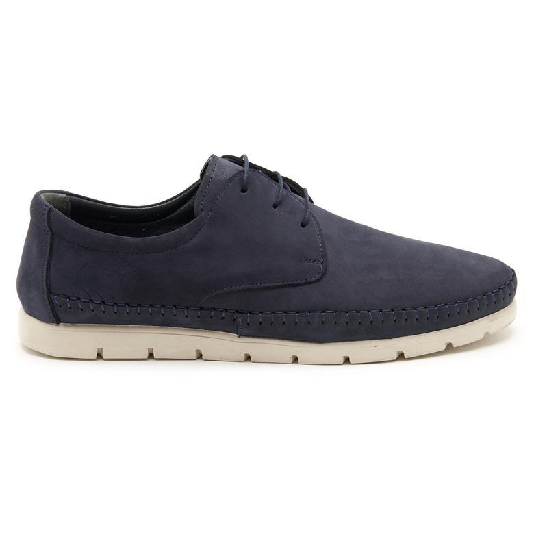 Riccione Erkek Deri Günlük Ayakkabı 2010047196006