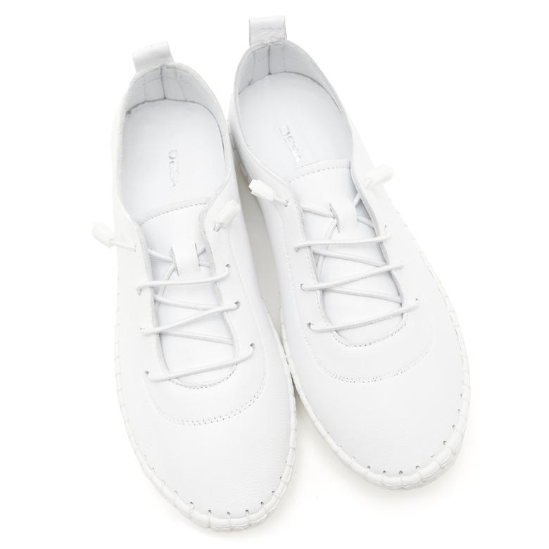 Moa Kadın Deri Günlük Ayakkabı 2010047201008