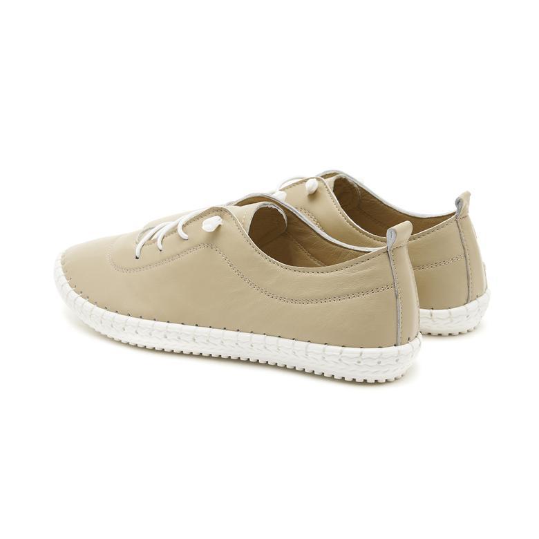 Moa Kadın Deri Günlük Ayakkabı 2010047201013