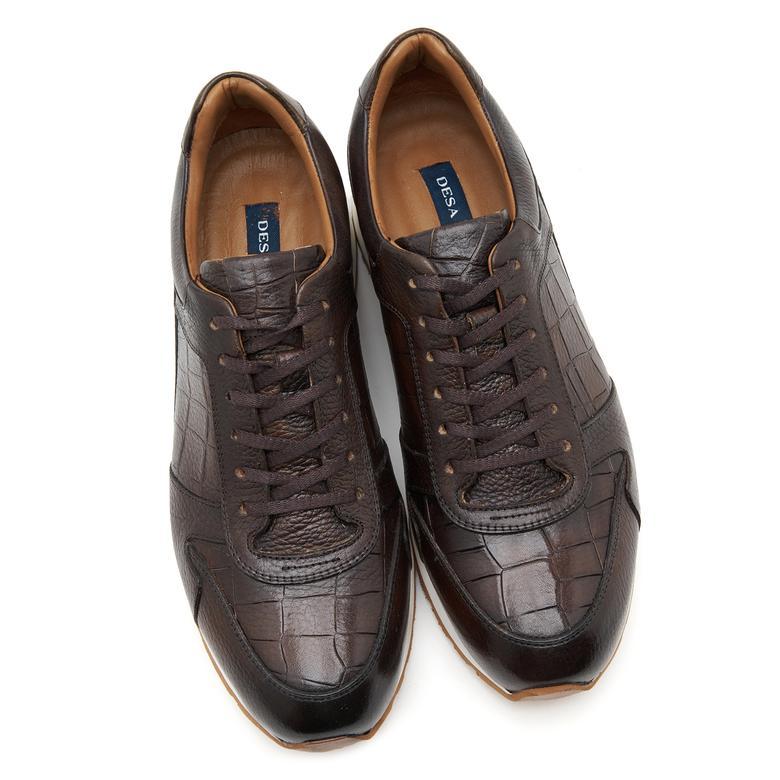 Levanzo Erkek Deri Günlük Ayakkabı 2010047205007