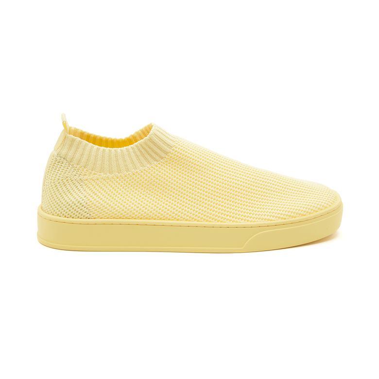 Sarı Ciego Kadın Çorap Sneaker 2010047232006