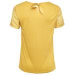 Sarı Kadın Tekstil Bluz 1010028870007
