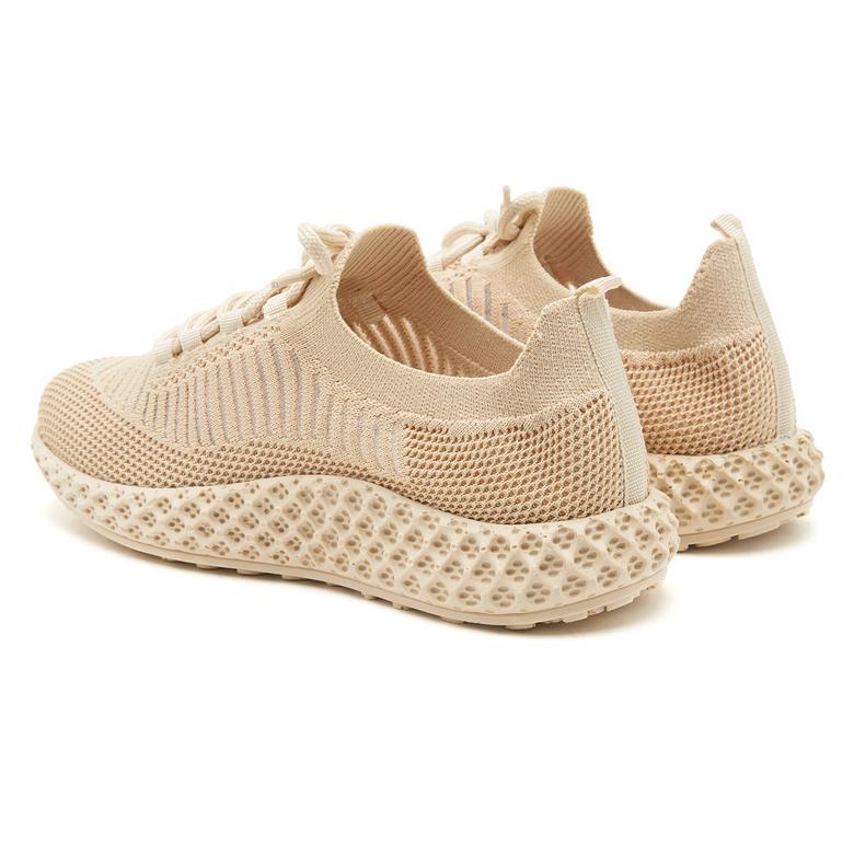 Bej Baracoa Kadın Günlük Ayakkabı 2010047222015