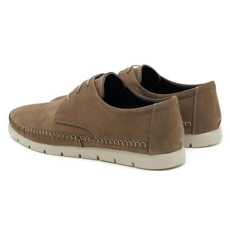 Riccione Erkek Deri Günlük Ayakkabı 2010047196011