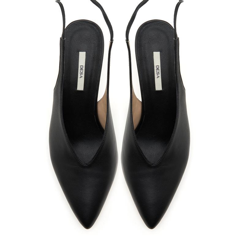 Bonni Kadın Deri Klasik Ayakkabı 2010047245001