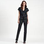 DKNY Jeans Kısa Kollu Kadın Bluz 2300000859001