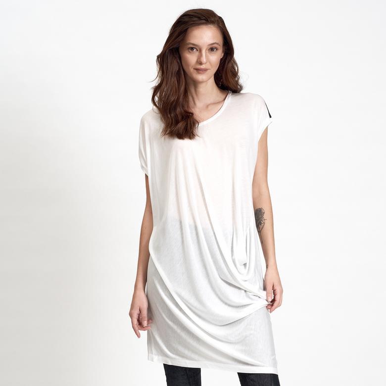 Beyaz DKNY Jeans Kadın Tunik 2300006601003