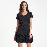 Siyah DKNY Jeans Örme Kadın Elbise 2300001106004