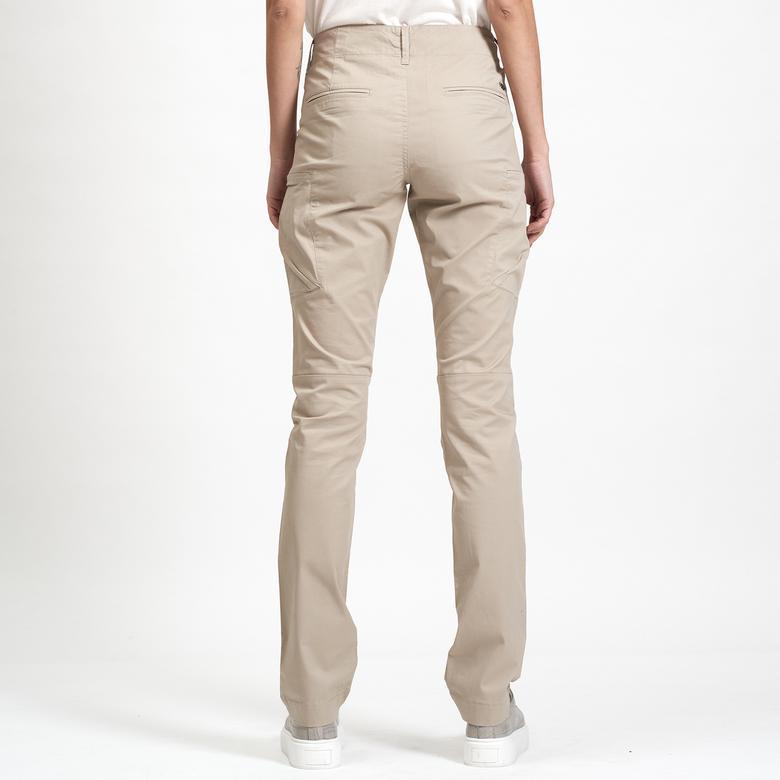 DKNY Jeans Kadın Kargo Pantolon 2300002296003