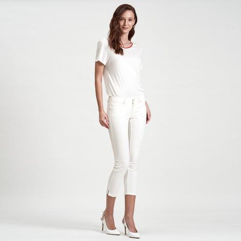 DKNY Jeans Kadın Crop Pantolon 2300006532007
