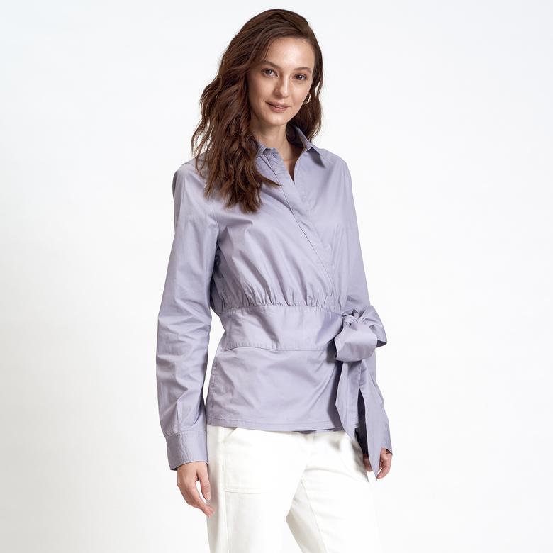 DKNY Jeans Kadın Gömlek 2300000855002