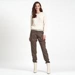 DKNY Jeans Kadın Yün Kazak 2300006843011