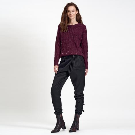 DKNY Jeans Kadın Yün Kazak 2300006843009