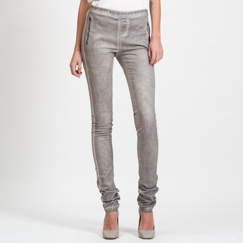 DKNY Jeans Kadın Tayt 2300005855006