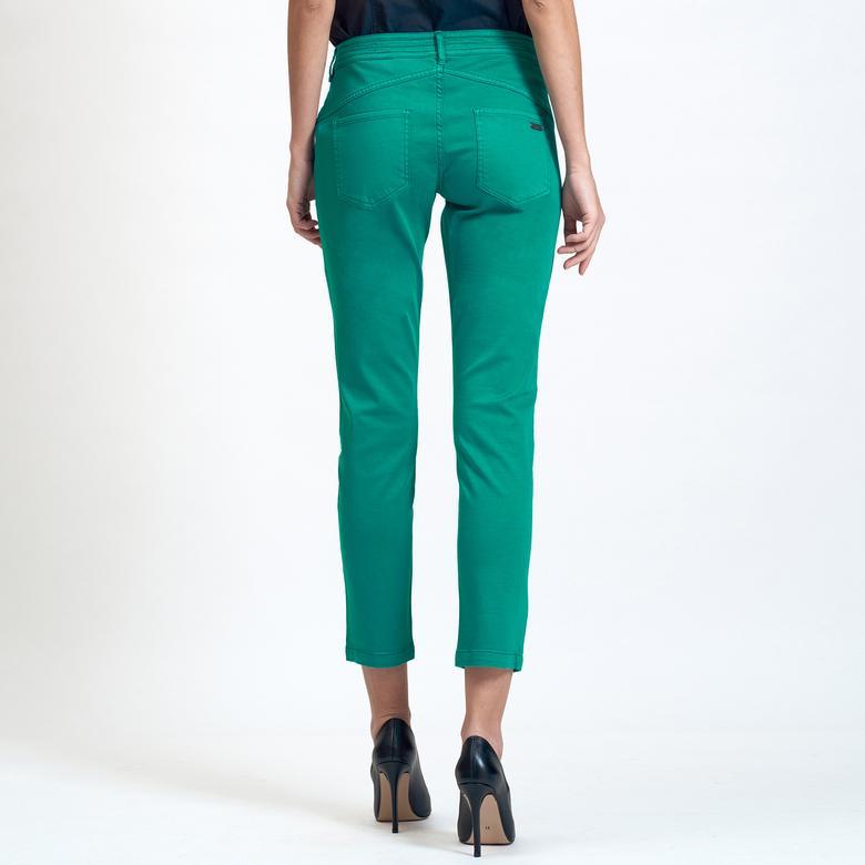 Mavi DKNY Jeans Kadın Crop Pantolon 2300005857008