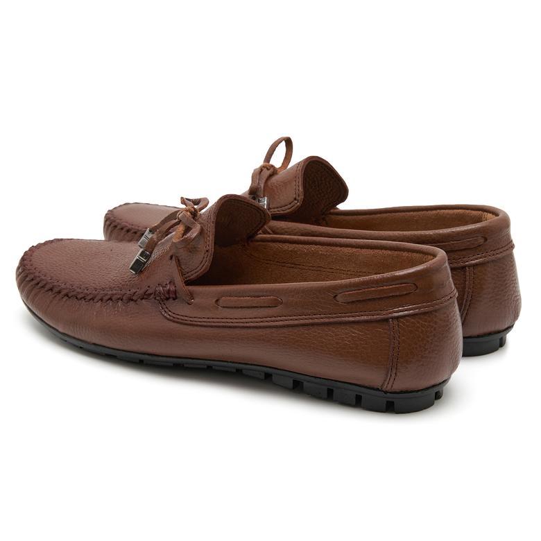 Leon Erkek Deri Günlük Ayakkabı 2010047330009