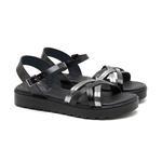 Gaia Kadın Deri Sandalet 2010047372008