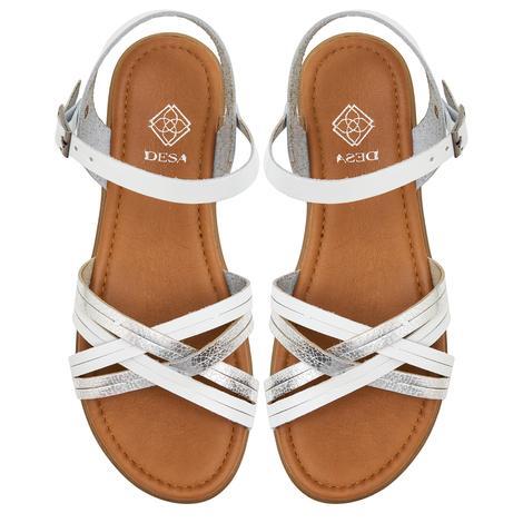 Gaia Kadın Deri Sandalet 2010047372001