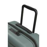 Samsonite Stackd - 4 Tekerlekli Körüklü Kabin Boy Valiz 55 cm 2010047417003