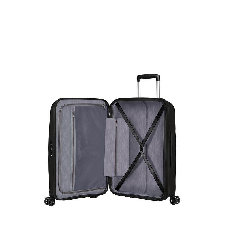 American Tourister Bon Air DLX-Spinner Orta Boy Valiz 66 cm 2010047558001