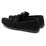 Siyah Fidel Erkek Loafer Günlük Ayakkabı 2010047326001