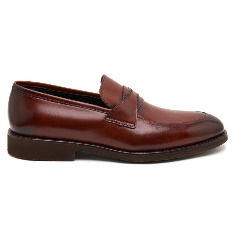 Andrea Erkek Deri Klasik Ayakkabı 2010047348008