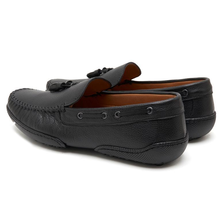 Siyah Robin Erkek Loafer 2010047563002