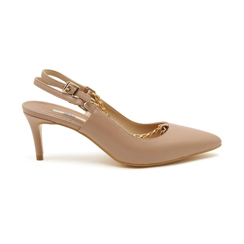Rosa Kadın Deri Klasik Ayakkabı 2010047244008
